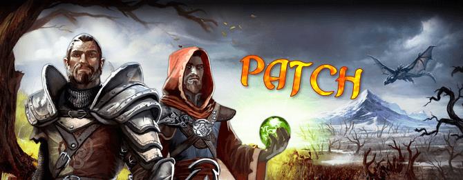 Patch 108 – nové úkoly v Myrdosch