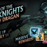 Prokletí černých rytířů – Draganuv vzestup