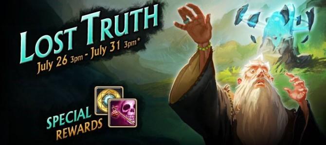 Event – Ztracená pravda