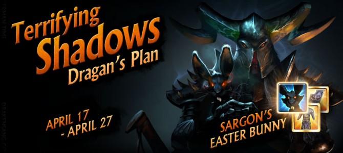 Sargon – Děsivé stíny – Draganův plán